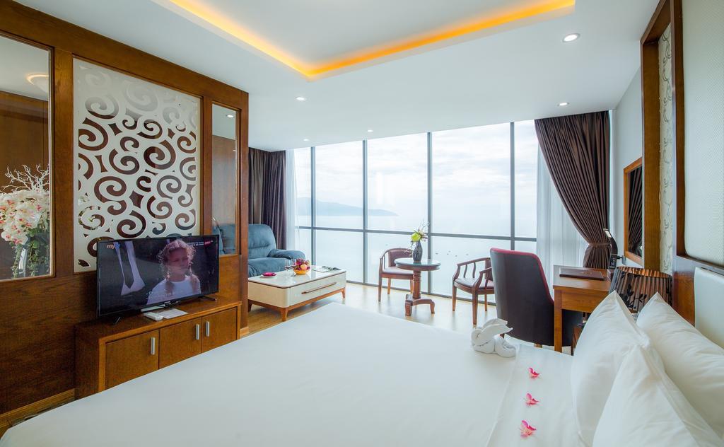 Top 5 khách sạn 4 sao Đà Nẵng gần biển Mỹ Khê - Khách sạn Paracel