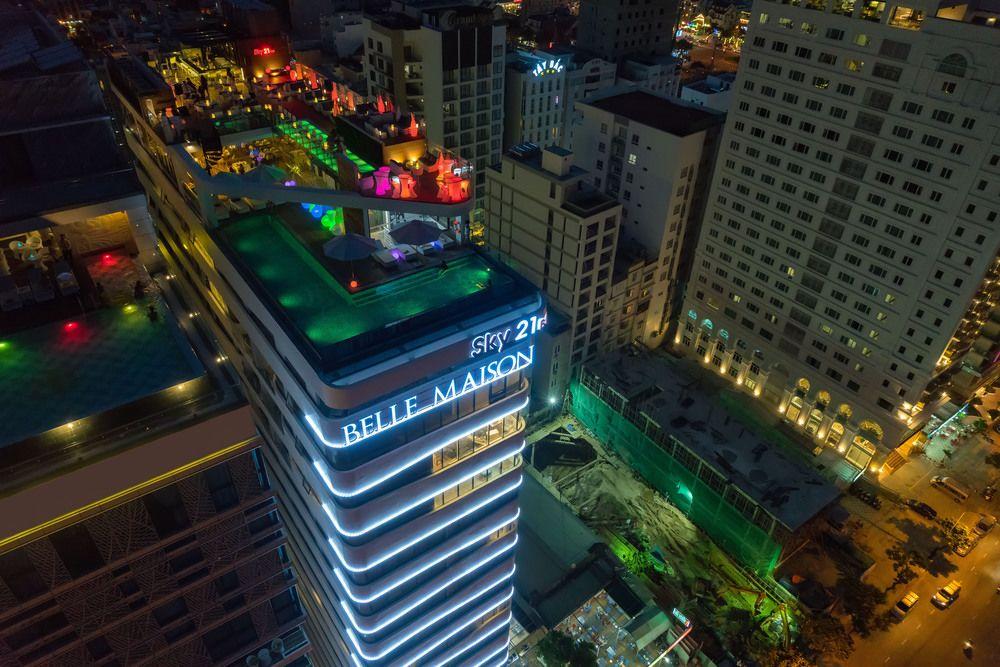 Top 5 khách sạn 4 sao Đà Nẵng gần biển Mỹ Khê - Khách sạn Belle Maison