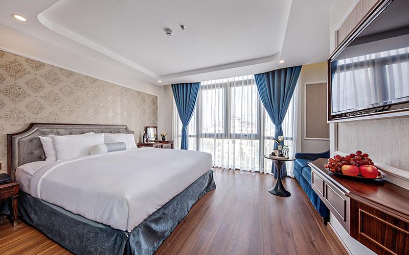 khách sạn đà nẵng giá rẻ Halina Hotel & Apartment