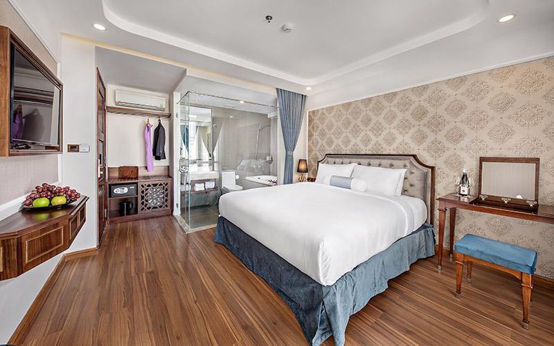 Top 5 khách sạn 4 sao Đà Nẵng gần biển Mỹ Khê - Halina Hotel And Apartment Đà Nẵng