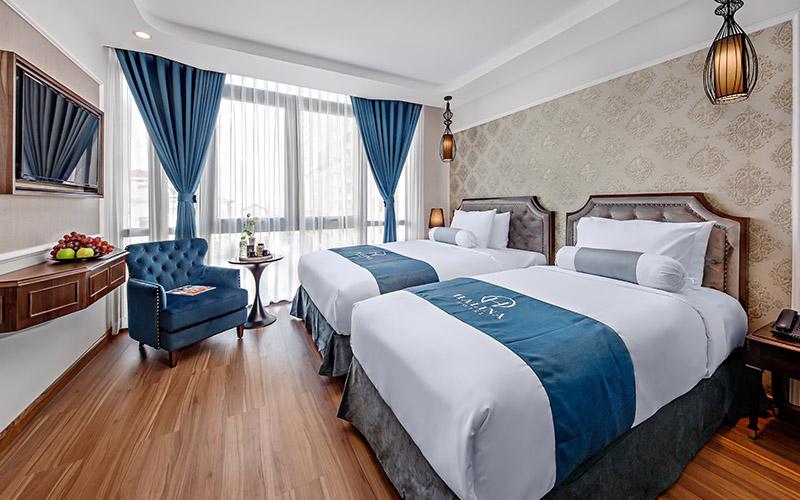 khách sạn 4 sao Đà Nẵng gần biển Mỹ Khê