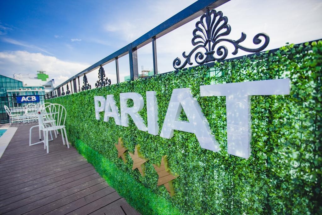 Khách sạn đường Bạch Đằng Đà Nẵng - Pariat