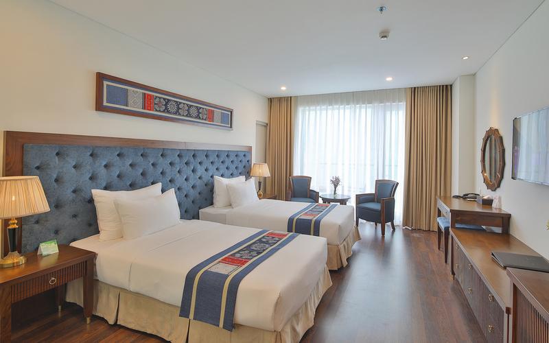 khách sạn 4 sao mặt biển Đà Nẵng có hồ bơi giá rẻ - khách sạn Balcona Đà Nẵng